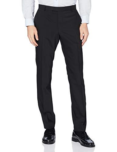 Strellson Premium Herren 11 Madden 10004113 Anzughose, Schwarz (Black 001), 48