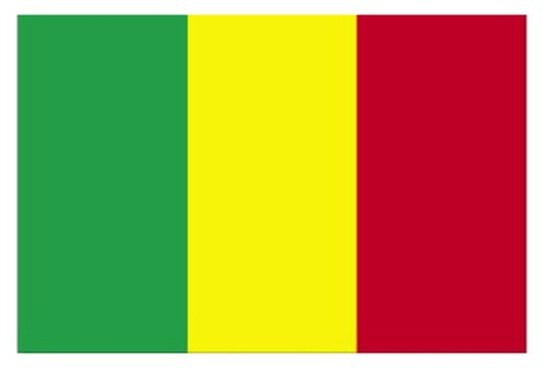 Flagge von Mali 152 0.91 meters