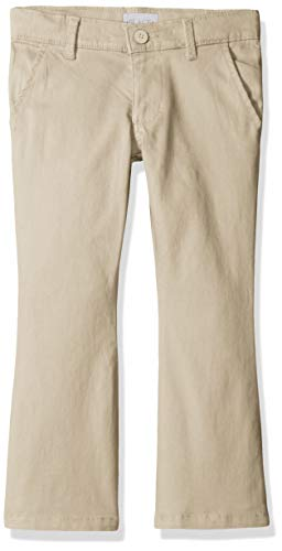 The Children's Place Girls' U SKINNY PANT, BISQUIT, 3T
