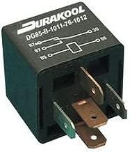 DURAKOOL DG85B-8011-96-1012-M1 AUTOMOTIVE RELAY, SPDT, 12VDC, 60A (1 piece)