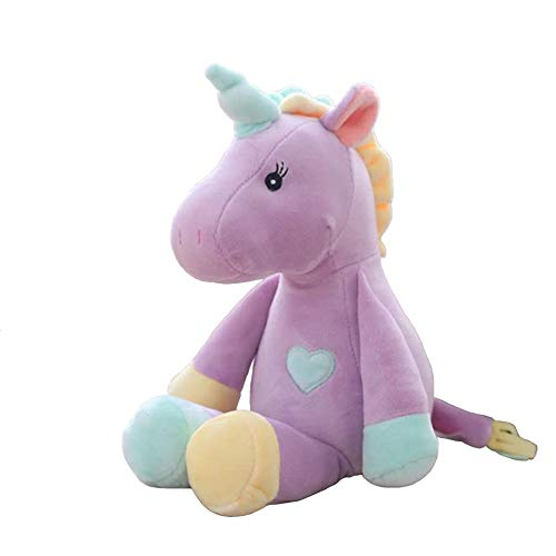 Georgie Porgy Peluche Unicornio Bloque de Color Osito de