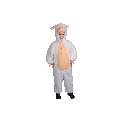 Dress Up America Adorables costumes d'agneau en peluche pour enfants
