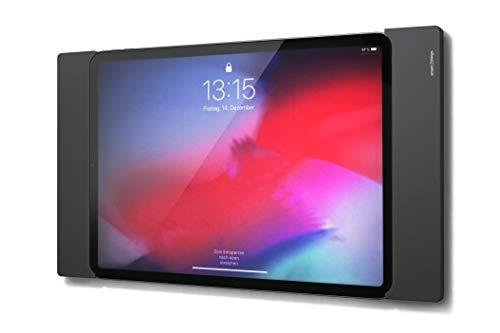 Supporto da parete per Apple iPad Air 1+2 2017+2018 smart things s20 b sDock Air nero 2 iPad Pro 9,7 Generation