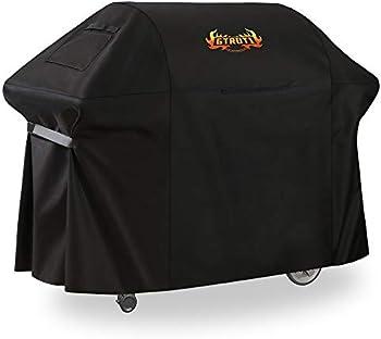 Gtroti 65 Inch Heavy Duty Waterproof Gas Grill Cover