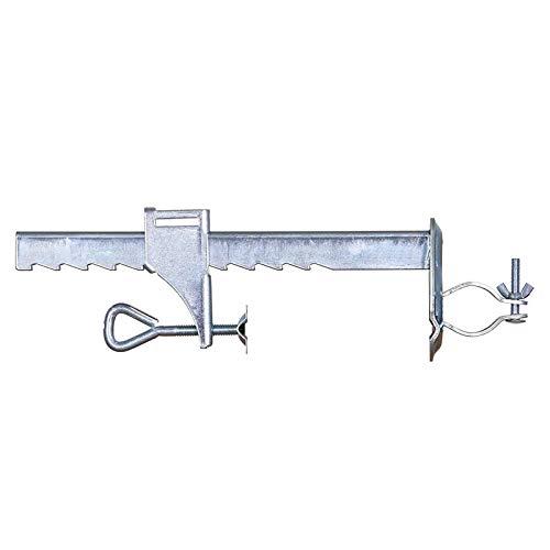 adfafw Pince élévatrice lourde porteparasol de patio support de pôle de pôle de pôle de pôle antirouille réglable de haute qualité pour les parasols amazing