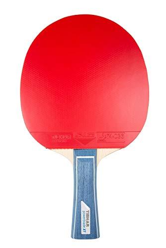 Tibhar Tischtennisschläger Powerblade XT - TT-Schläger mit konkavem Griff