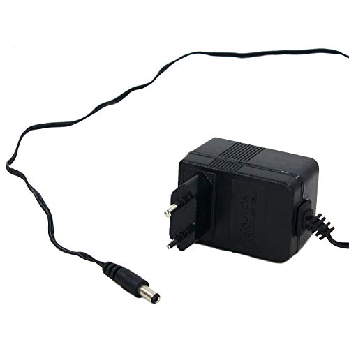 Dekohelden24 Adapter für LED Acryl Artikel - 230V / 5 Volt / 300mA