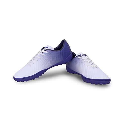 Nivia 3933WH Oslar Football Turf Shoes for Mens