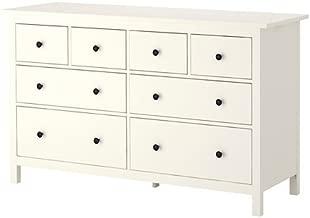 Ikea 8-drawer dresser, white 228.52620.210