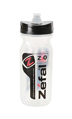 ZEFAL Z2O PRO Borraccia, Trasparente, 650 ml