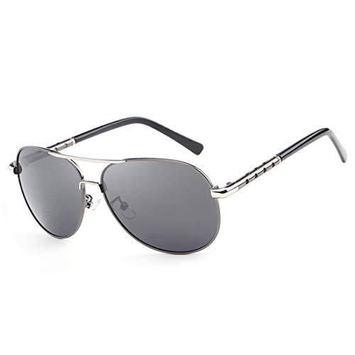Weichunya HDCRAFTER E002 Fashion ultraviolettfester Farbfilm Mode Design polarisierte Sonnenbrille für Männer (Artikelnummer : Hc0613d)