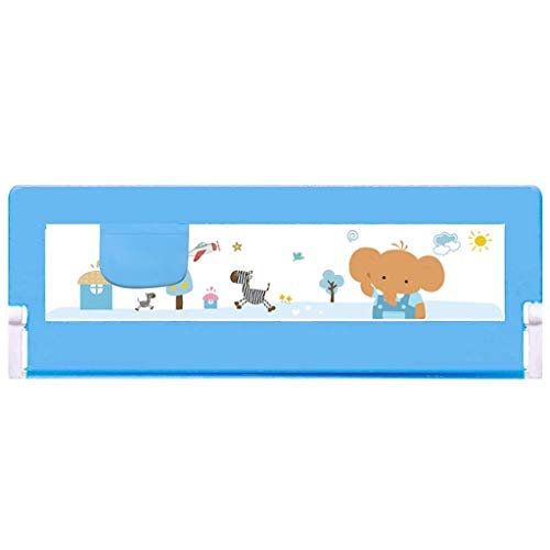 Find Discount GENDA Bed Rails Baby Crib Fence Baby Drop-Proof Fall-Proof Railing Bedside Baffle Port...