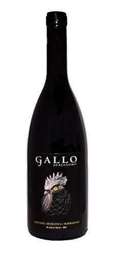 Vino ALEJANDRO GALLO MALVASÍA-MARMAJUELO 75 cl. Producto Islas Canarias.