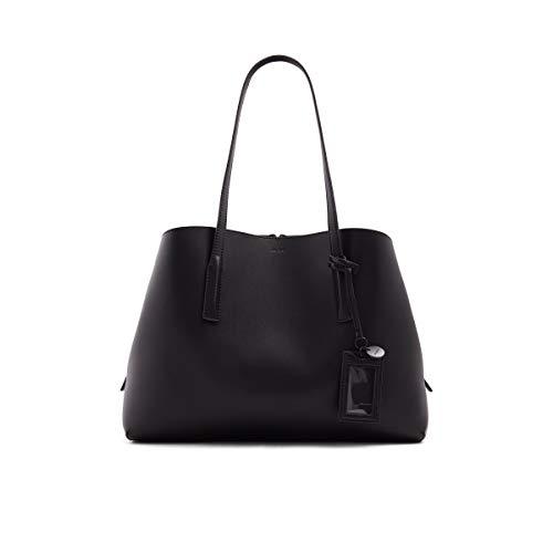 AALDO Women's Ramadaa Tote Handbag, Black