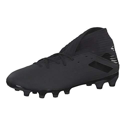adidas Herren Fussballschuhe Nemeziz 19.3 MG CBLACK/CBLACK/UTIBLK 39 1/3
