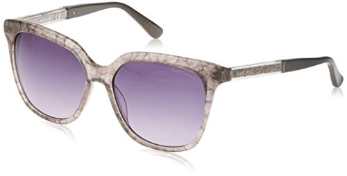 Guess GM0769 5420C Guess by Marciano Sonnenbrille GM0769 5420C Schmetterling Sonnenbrille 57, Grau