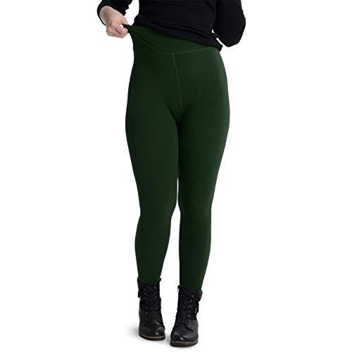 cosey - eenkleurige Hoge Taille Leggings maat S (38/40) - diverse ontwerp