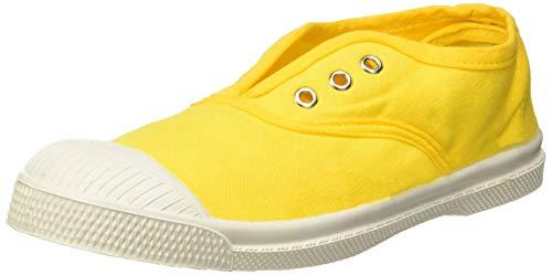Bensimon Tennis Elly Enfant Sneaker Unisex-Bambini, Giallo (Citron 0249) 24 EU