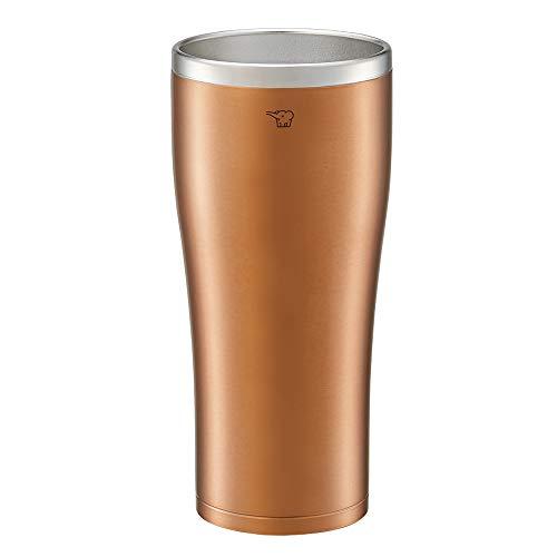 象印マホービン(ZOJIRUSHI)魔法瓶ステンレスタンブラーマグ真空二重保温保冷600mlクリアカッパーSX-DN60-NC