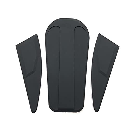 Protector Tanque para BMW K1600GTK1600GTL K1600B K1600GA 2017-2021 Tanque Pendiente Protector Etiqueta EGALAJE DE LA TANTA DE Gas Tanque DE Gas Tanque (Color : Black)