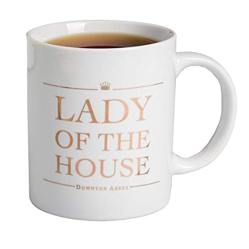 Se7en20 Downton Abbey Lady of The House 20oz Mug
