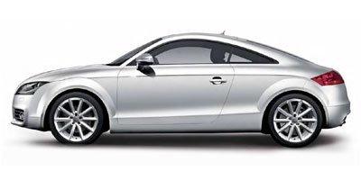 Representative 2013 TT Quattro shown. Audi