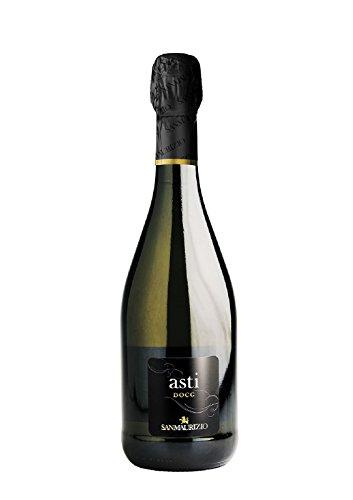 Italienischer Sekt Asti DOCG San Maurizio Spumante dolce (1 flasche 75 cl.)