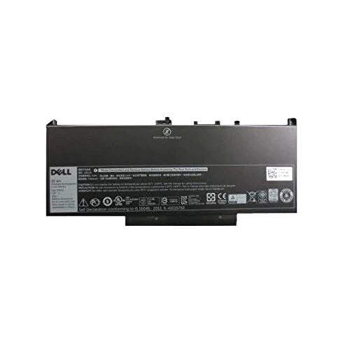 Dell MC34Y Main Battery Pack 7.6V 7080mAh - Latitude E7270 E7470 (Compatible Part 451-BBSY) - (Laptops  Laptop Battery)
