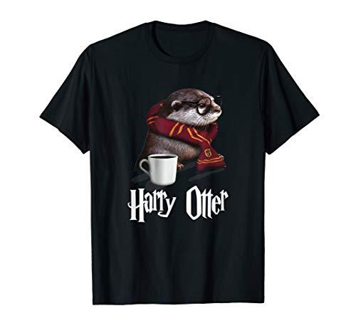 Harry Otter Tshirt - Süßes und lustiges Otter T-shirt 2019