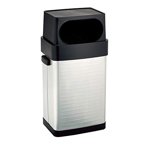 commercial bathroom trash cans - 3