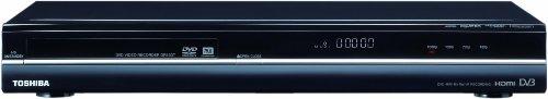 Toshiba DR19DTKB Freeview+ DVD Recorder - Black