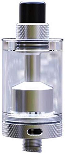 Authentic Auguse - Atomizzatore V1.5 da 22 mm MTL RTA con 5 inserti Airflow da 4 ml