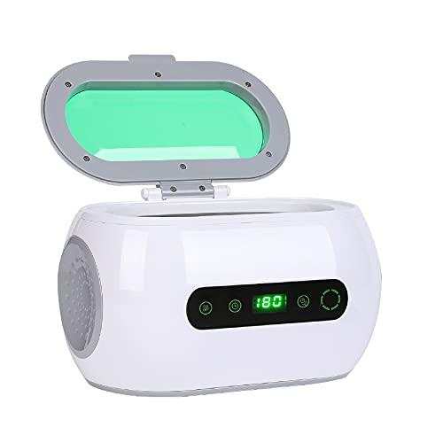 Sfeomi Limpiador Ultrasónico 42000Hz Limpiador de Ultrasonidos 35W 600ML Máquina de Limpieza Ultrasónico