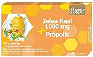 Arkopharma. Própolis Jalea Real+. 20 Ampollas