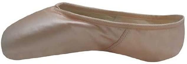 Bloch Women's European Balance  Multi-colored Pointe Shoe, 6.5X3