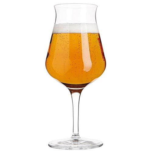 Luigi Bormioli – Colección Birrateque – Comprobador 42 – Copa degustación cerveza – Paquete de 6 unidades