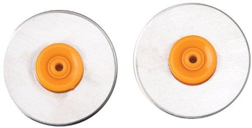 Fiskars - Rotary Trimmer Replacement Blade - 28mm Straight 2/Pkg