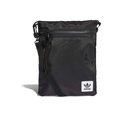 Adidas Simple - Bolsa de deporte, color Negro, talla Einheitsgröße