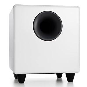 Audioengine S8 Premium Powered Subwoofer (White)