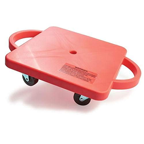 Learn More About Gamecraft Safety Guard Scooters (Red)