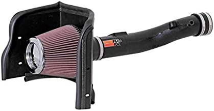 K&N Cold Air Intake Kit: High Performance, Guaranteed to Increase Horsepower: 2005-2011 Toyota Tacoma, 4.0L V6,63-9025