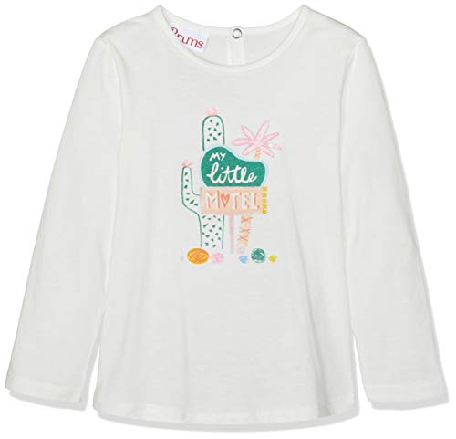 Brums T-Shirt Jersey con Stampa Bambina