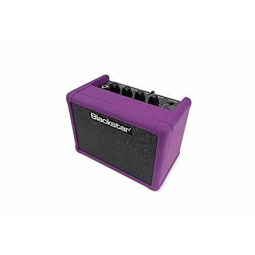 Blackstar FLY3 Purple Special Edition - Amplificador de guitarra (funciona con pilas, 3 W), color morado