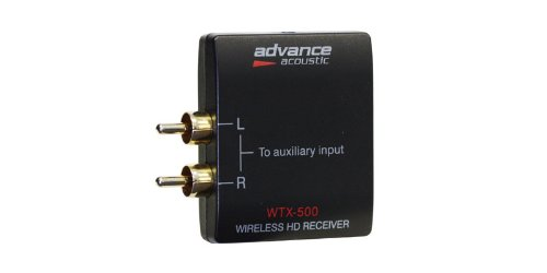 Advance Acoustic Recetor WTX MicroStream Bluetooth