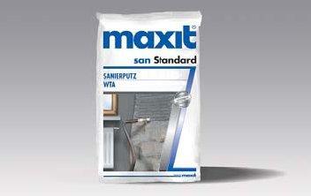 maxit san Standard, Sanierputz WTA, 30kg