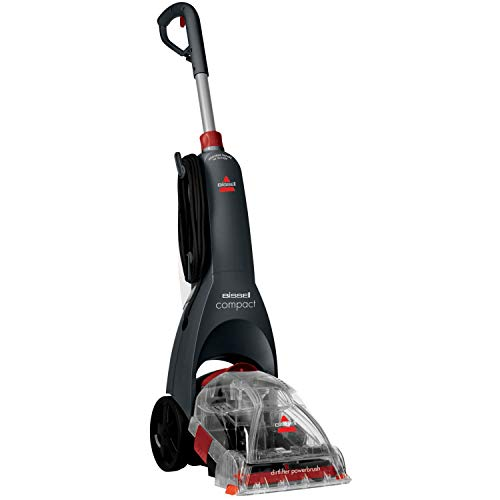 BISSELL InstaClean Compact  |  Lightweight & Compact Carpet Cleaner  |  Rotating PowerBrush  |  48X4E