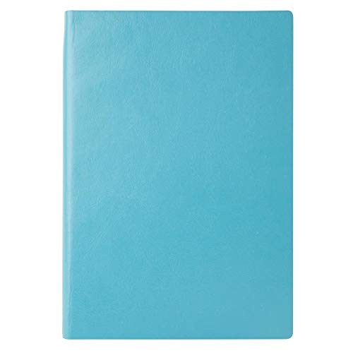 Leather Travel Diary Personal Organizer A5 Leather Notebook Subnotebook Stationery Subnotebook Business Planning for Men and Women