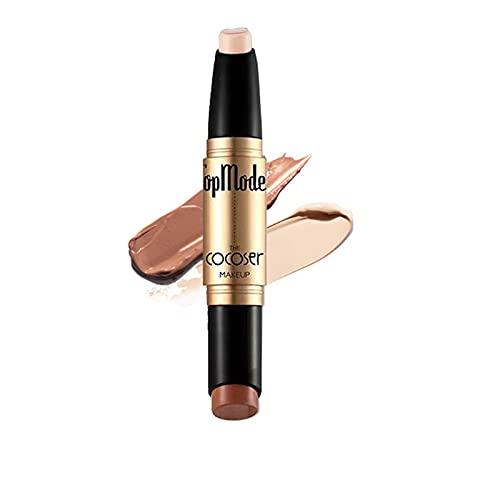 Maquillajes correctores, Contouring Stick, Doble Punta Pluma De Contorno...