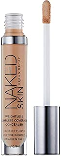 URBAN DECAY NAKED SKIN Complete Coverage Liquid Concealer Light neutral