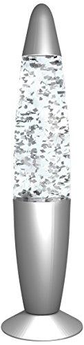 PartyFunLights Glitter Lampe, 12 V, silber, 86265